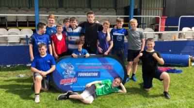 Rochdale Hornets Sporting Foundation Free Easter Camp