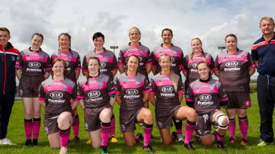 Hornets Women Go Down Valiantly To Wigan St Pats