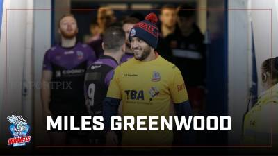 Miles Greenwood signs new deal